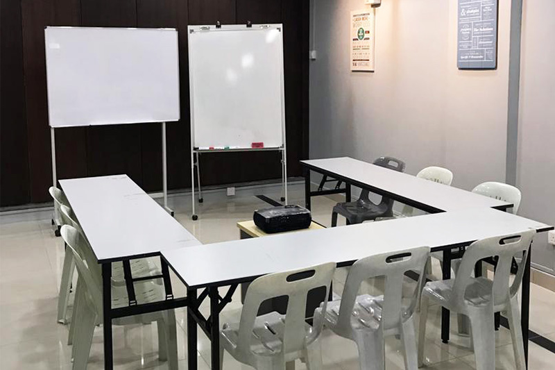 kl training room